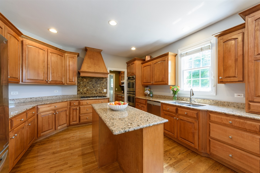Real Estate Photography - 1202 N Mitchell, Arlington Heights, IL, 60004 - Kitchen