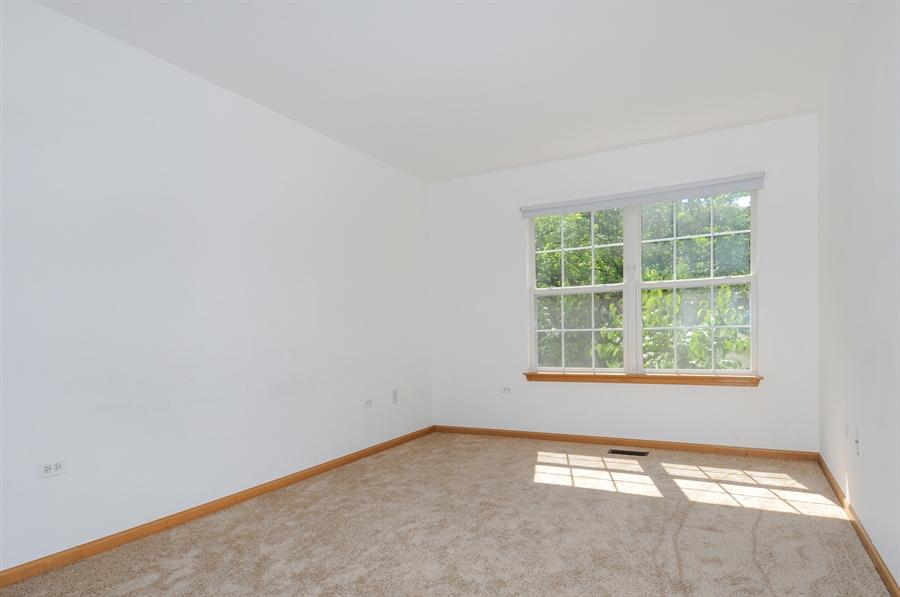Real Estate Photography - 2603 Cedar Glade Drive, 103, Naperville, IL, 60540 - Master Bedroom