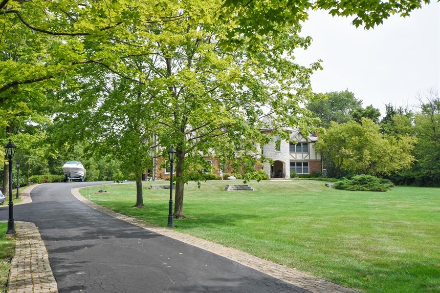 Real Estate Photography - 157K Helm Rd, Barrington Hills, IL, 60010 -