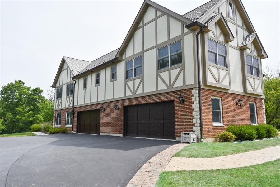 Real Estate Photography - 157K Helm Rd, Barrington Hills, IL, 60010 - Garage