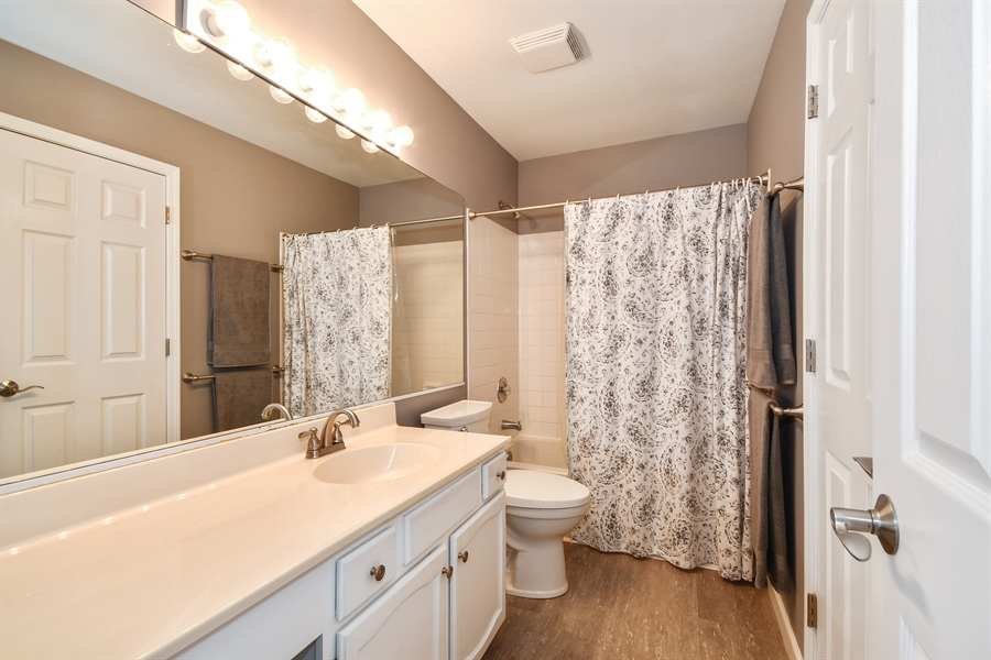 Real Estate Photography - 1113 Country Glen, Carol Stream, IL, 60188 - Bathroom