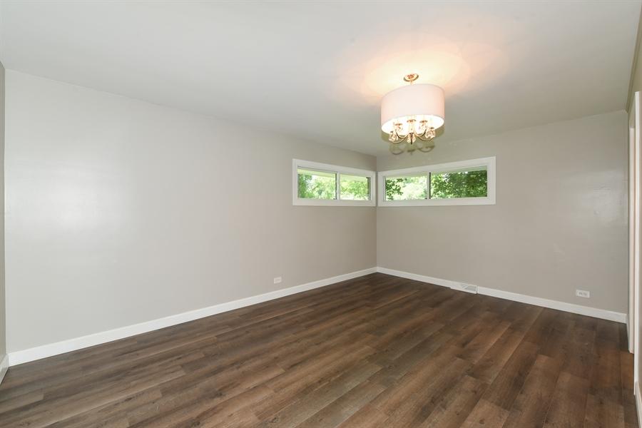 Real Estate Photography - 6344 Pontiac Dr., DR, INDIAN HEAD PARK, IL, 60525 - Master Bedroom