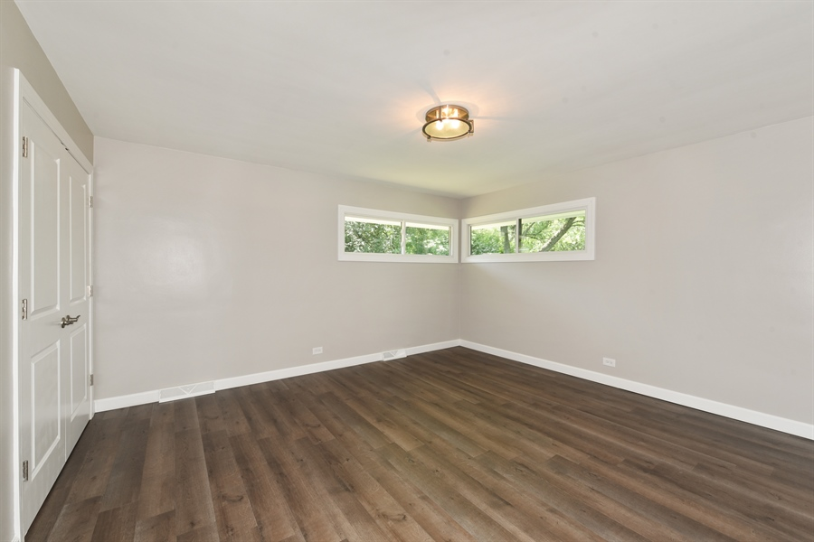 Real Estate Photography - 6344 Pontiac Dr., DR, INDIAN HEAD PARK, IL, 60525 - 2nd Bedroom