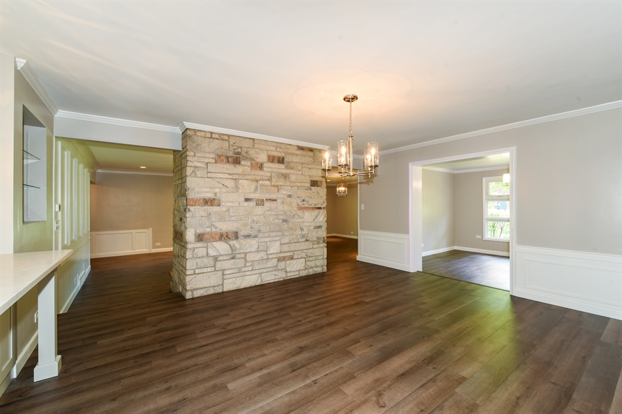 Real Estate Photography - 6344 Pontiac Dr., DR, INDIAN HEAD PARK, IL, 60525 - Dining Room