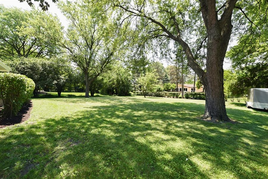 Real Estate Photography - 6344 Pontiac Dr., DR, INDIAN HEAD PARK, IL, 60525 - Back Yard