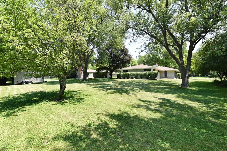 Real Estate Photography - 6344 Pontiac Dr., DR, INDIAN HEAD PARK, IL, 60525 - Rear View