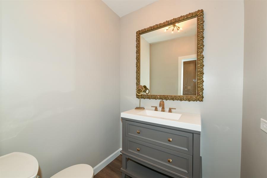 Real Estate Photography - 6344 Pontiac Dr., DR, INDIAN HEAD PARK, IL, 60525 - Half Bath