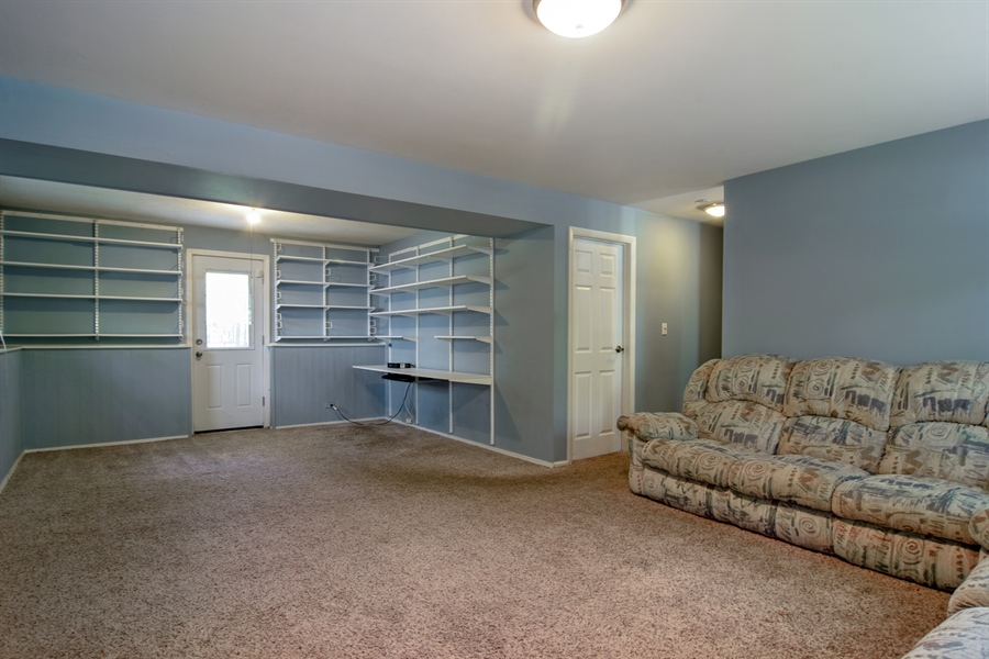 Real Estate Photography - 4458 Hoover, Rolling Meadows, IL, 60008 - Lower Level