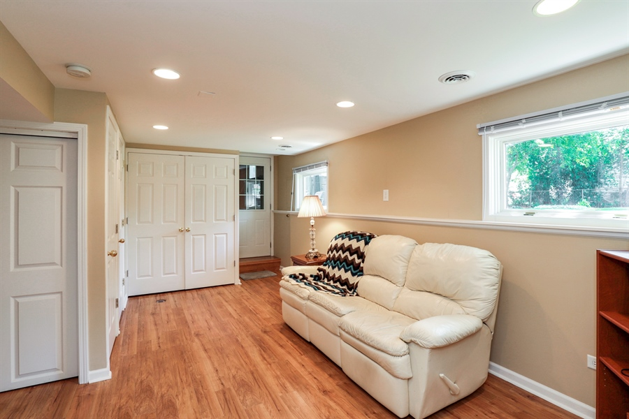 Real Estate Photography - 33296 N. Valley View Dr, GRAYSLAKE, IL, 60030 - Basement