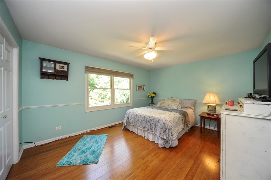 Real Estate Photography - 1448 N. Yale Ave., -, Arlington Hts, IL, 60004 - 2nd Bedroom