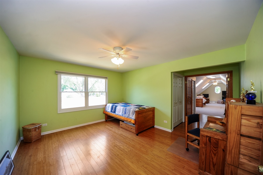 Real Estate Photography - 1448 N. Yale Ave., -, Arlington Hts, IL, 60004 - 4th Bedroom