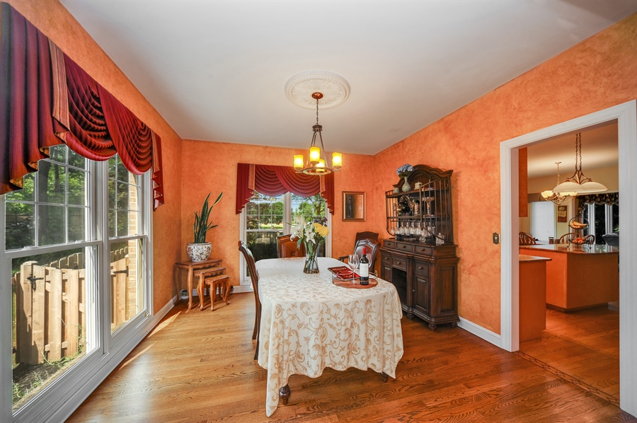 Real Estate Photography - 1448 N. Yale Ave., -, Arlington Hts, IL, 60004 - Dining Room