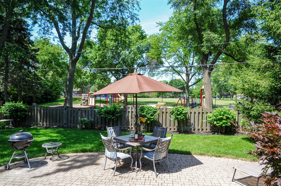 Real Estate Photography - 1448 N. Yale Ave., -, Arlington Hts, IL, 60004 - Patio