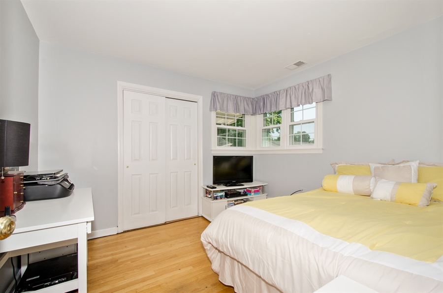 Real Estate Photography - 1701 S Greenwood, Park Ridge, IL, 60068 - 2nd Bedroom