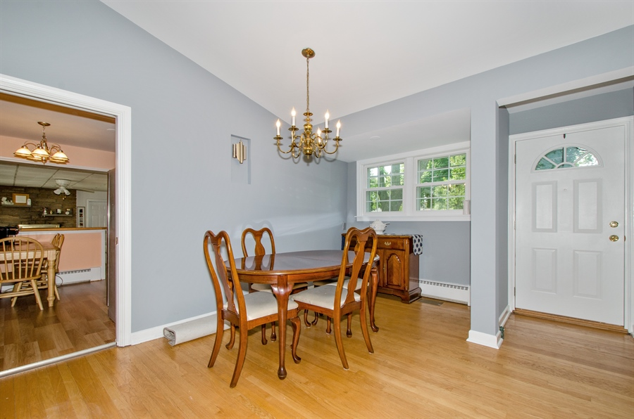 Real Estate Photography - 1701 S Greenwood, Park Ridge, IL, 60068 - Dining Room