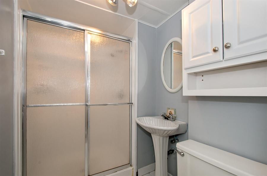 Real Estate Photography - 1701 S Greenwood, Park Ridge, IL, 60068 - 2nd Bathroom