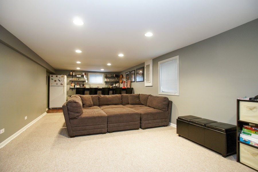 Real Estate Photography - 2 Black Twig Rd, Rolling Meadows, IL, 60008 - Lower Level