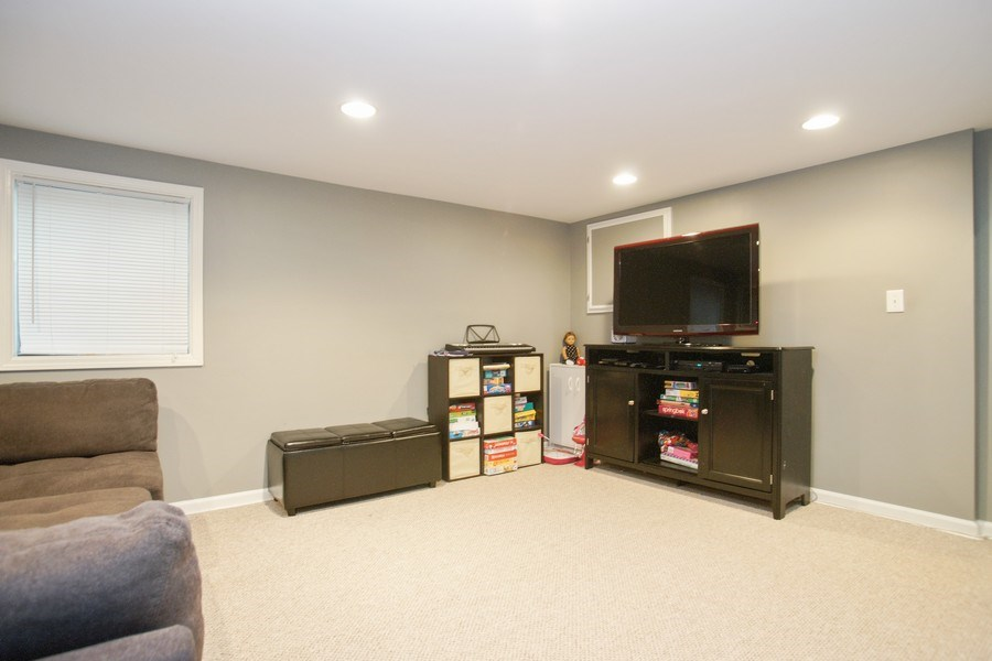 Real Estate Photography - 2 Black Twig Rd, Rolling Meadows, IL, 60008 - Basement