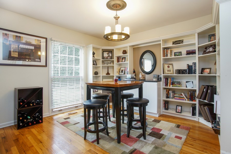 Real Estate Photography - 2 Black Twig Rd, Rolling Meadows, IL, 60008 - Dining Area