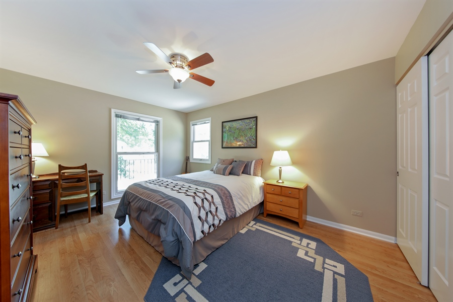 Real Estate Photography - 2810 Mill Creek Ln., Rolling Meadows, IL, 60008 - 3rd Bedroom