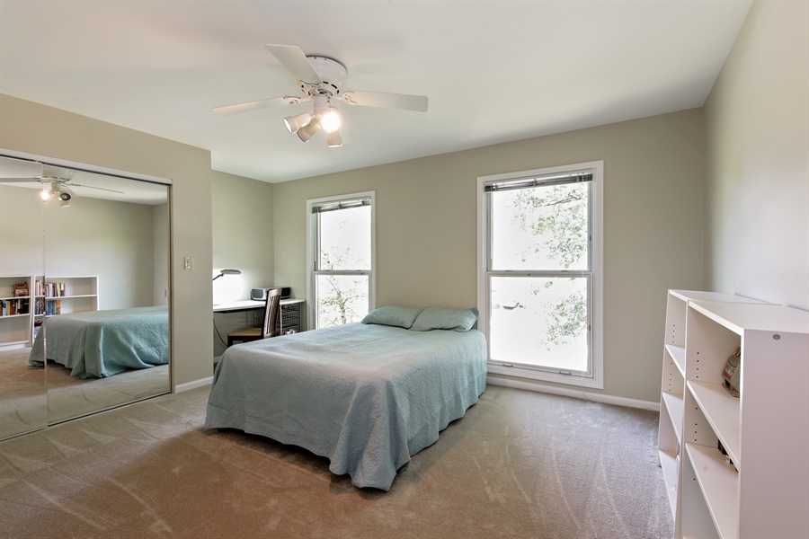 Real Estate Photography - 2810 Mill Creek Ln., Rolling Meadows, IL, 60008 - 5th Bedroom