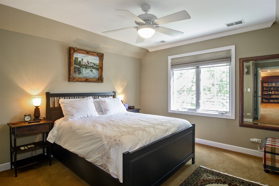 Real Estate Photography - 1561 Pendelton Court, Palatine, IL, 60067 - 2nd Bedroom