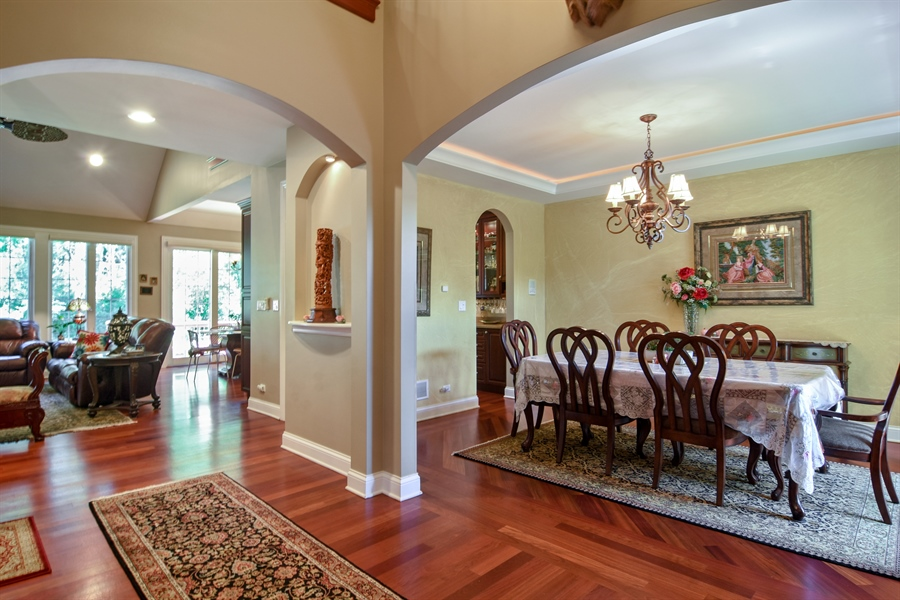 Real Estate Photography - 1561 Pendelton Court, Palatine, IL, 60067 - Foyer