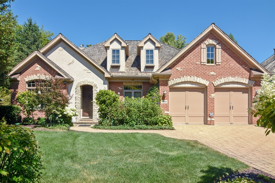 Real Estate Photography - 1561 Pendelton Court, Palatine, IL, 60067 - Front View