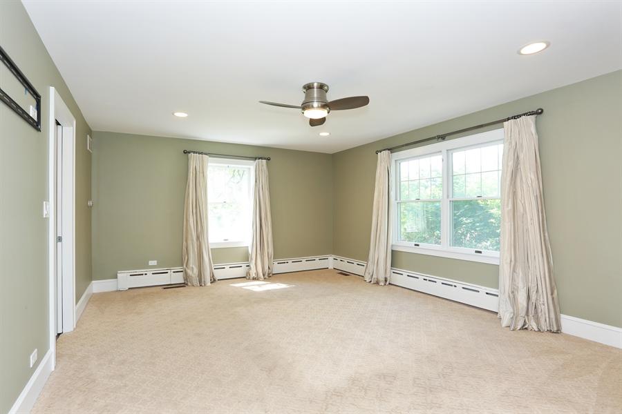 Real Estate Photography - 56 Norfolk Ave., Clarendon Hills, IL, 60514 - Master Bedroom