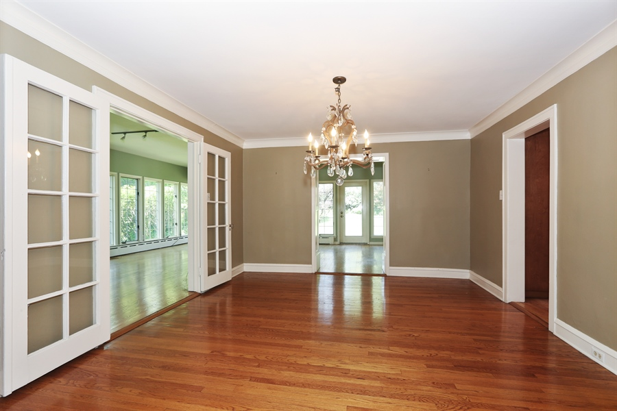 Real Estate Photography - 56 Norfolk Ave., Clarendon Hills, IL, 60514 - Dining Room