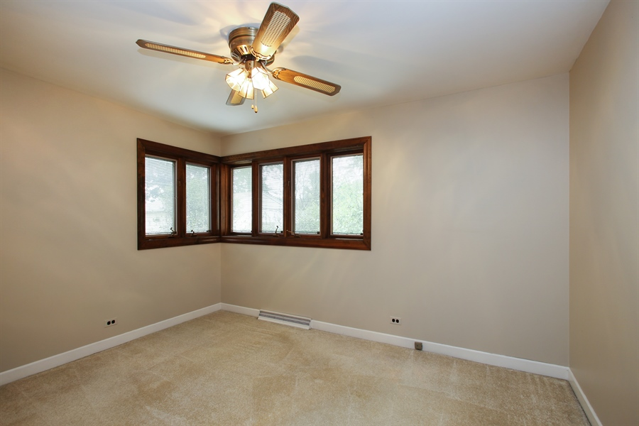 Real Estate Photography - 312 S Patton Ave, Arlington Heights, IL, 60005 - 2nd Bedroom