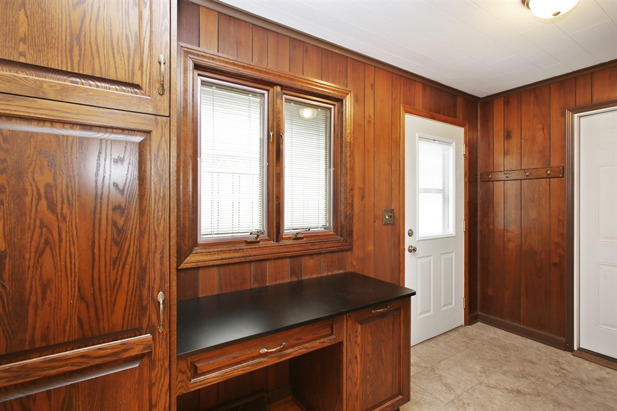 Real Estate Photography - 312 S Patton Ave, Arlington Heights, IL, 60005 - Mudroom