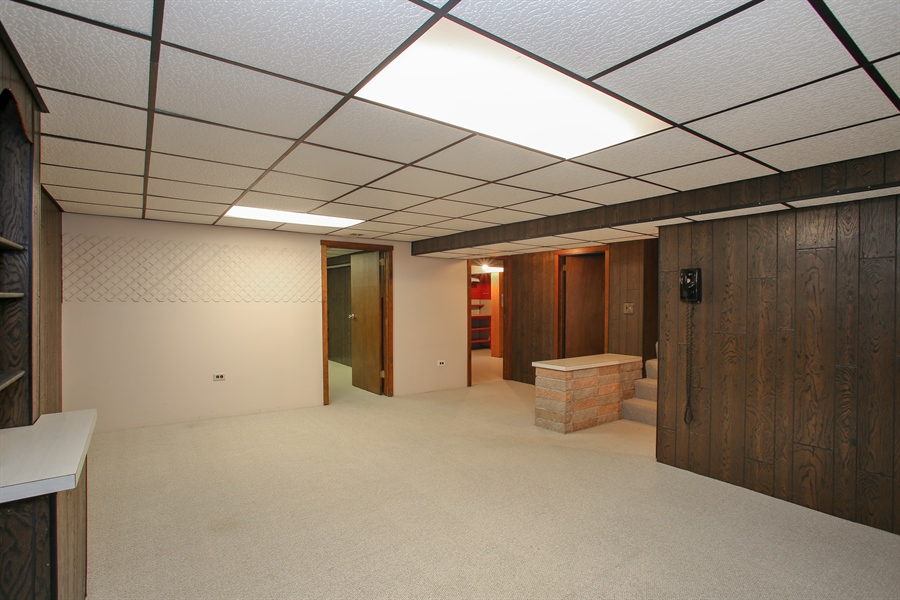 Real Estate Photography - 312 S Patton Ave, Arlington Heights, IL, 60005 - Basement