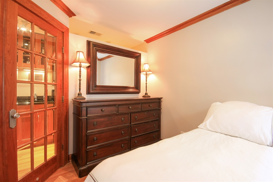 Real Estate Photography - 512 W Barry, Chicago, IL, 60657 - Master Bedroom