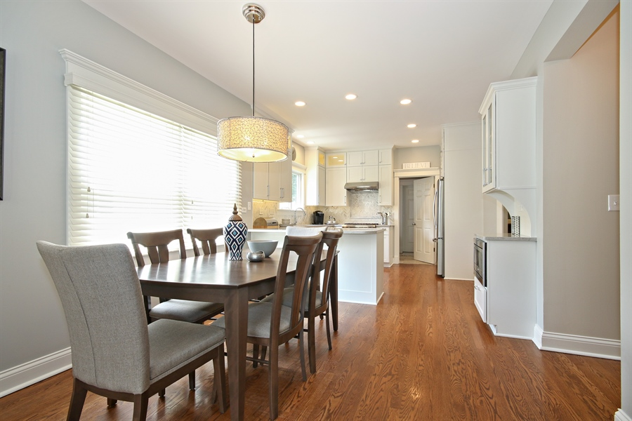 Real Estate Photography - 323 Phillippa St, Hinsdale, IL, 60521 - Kitchen