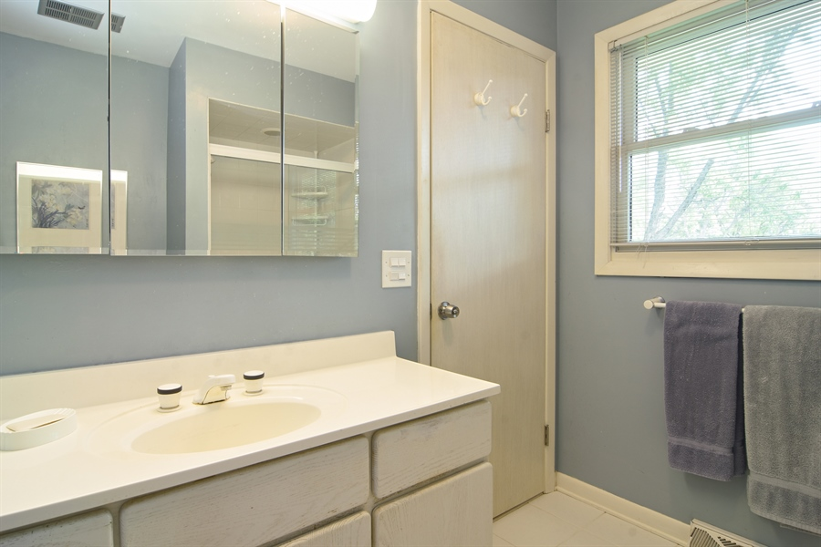Real Estate Photography - 719 E Ivy Ln, Arlington Heights, IL, 60004 - Master Bathroom