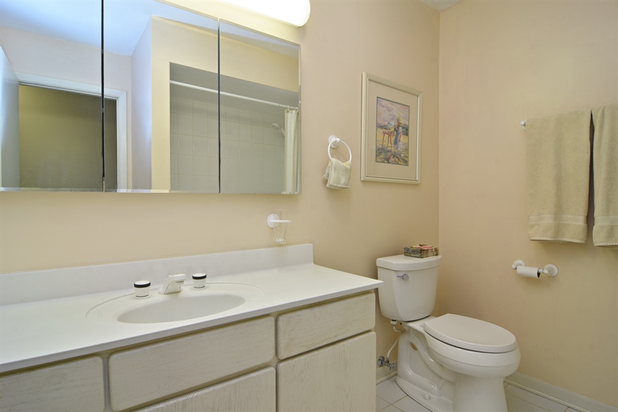 Real Estate Photography - 719 E Ivy Ln, Arlington Heights, IL, 60004 - Bathroom