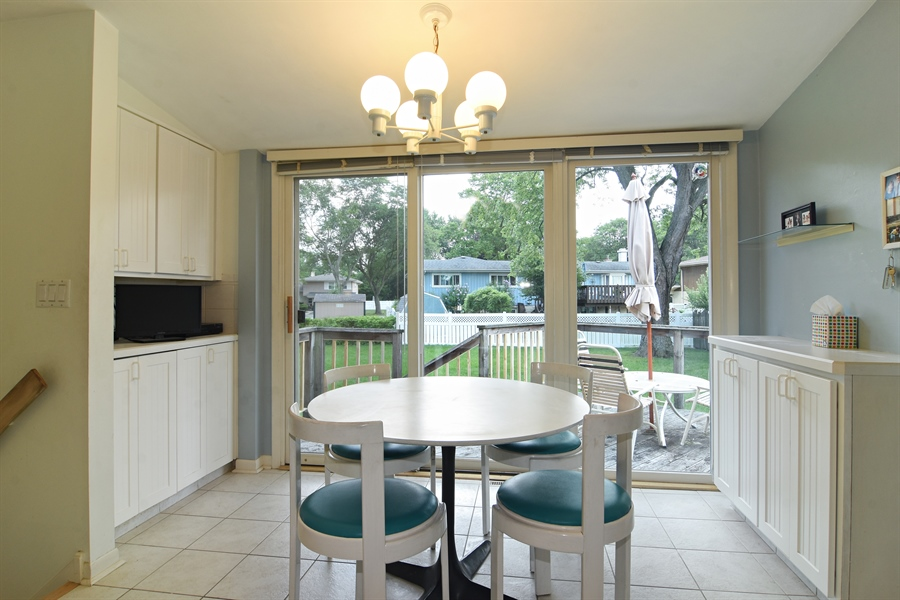 Real Estate Photography - 719 E Ivy Ln, Arlington Heights, IL, 60004 - Breakfast Nook