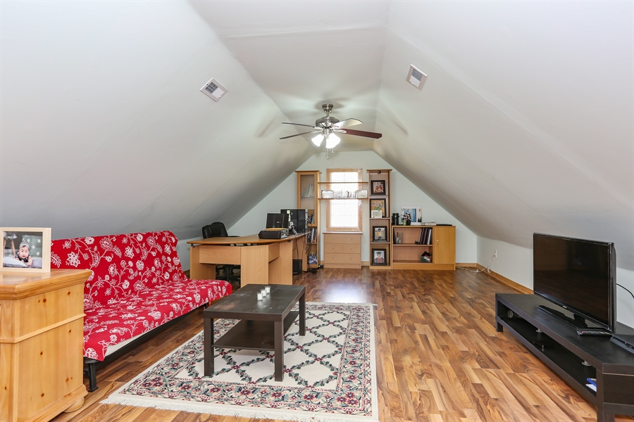 Real Estate Photography - 1204 Richmond Ave., Westmont, IL, 60559 - Bonus Room