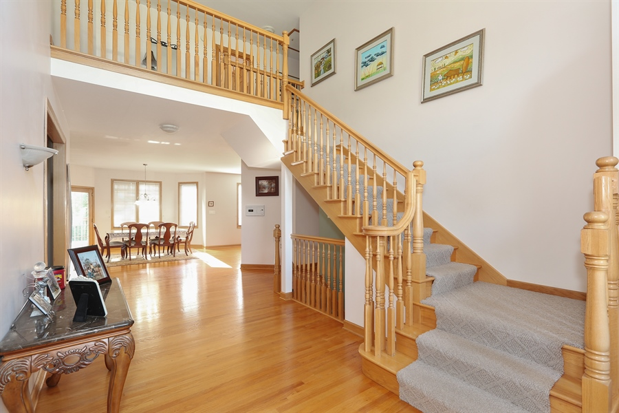 Real Estate Photography - 1204 Richmond Ave., Westmont, IL, 60559 - Foyer