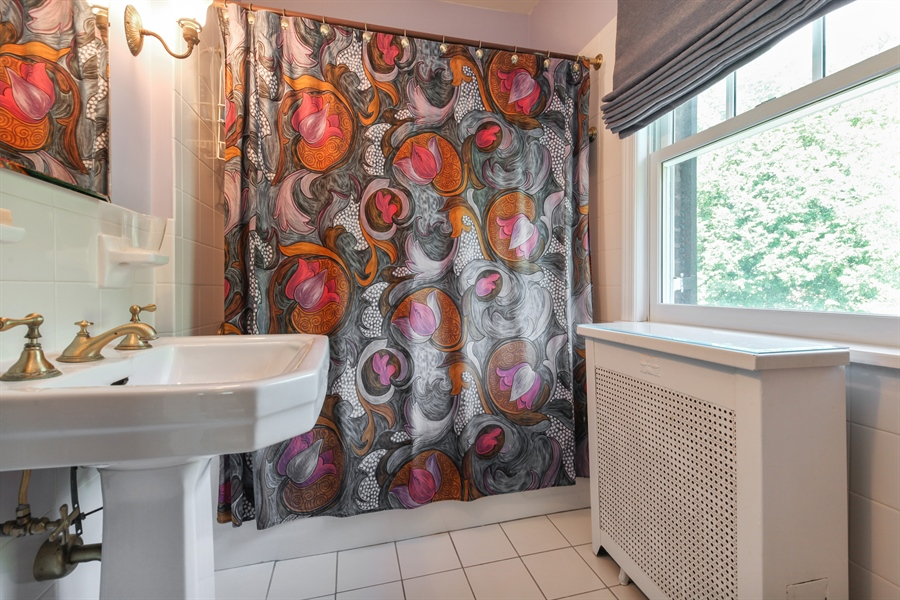 Real Estate Photography - 2306 Lincolnwood Dr, Evanston, IL, 60201 - Master Bathroom