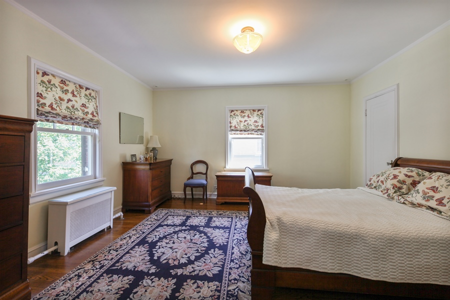 Real Estate Photography - 2306 Lincolnwood Dr, Evanston, IL, 60201 - Master Bedroom