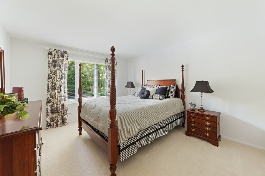 Real Estate Photography - 250 Wyngate, Barrington, IL, 60010 - Bedroom #2 or In-Law Suite (Main Level)