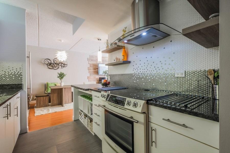 Real Estate Photography - 2024 Saint Johns Ave, 302, Highland Park, IL, 60035 - Kitchen