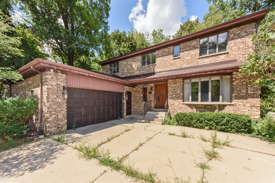 Real Estate Photography - 3420 Richnee Lane, Rolling Meadows, IL, 60008 - Front View