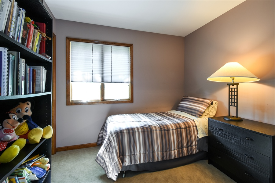 Real Estate Photography - 2538 Shenandoah Lane, Long Grove, IL, 60047 - 2nd Bedroom