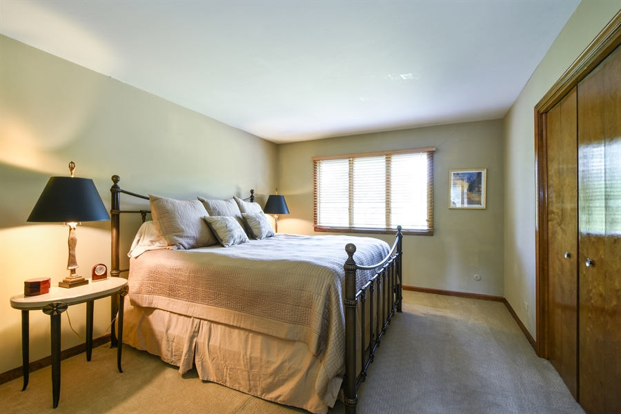 Real Estate Photography - 2538 Shenandoah Lane, Long Grove, IL, 60047 - 4th Bedroom