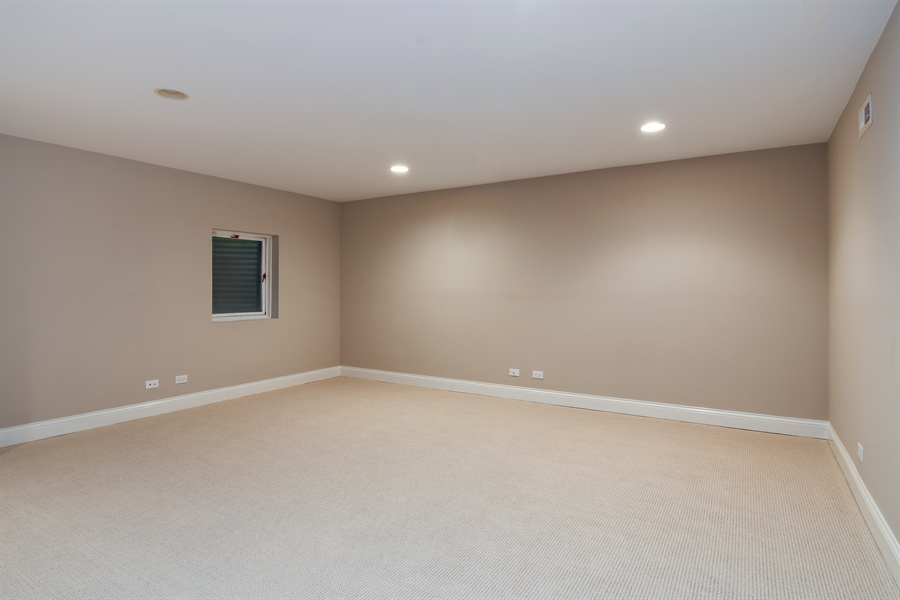 Real Estate Photography - 905 Westerfield Drive, Wilmette, IL, 60091 - Basement