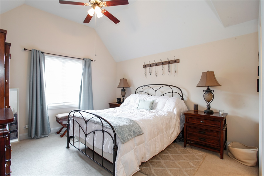 Real Estate Photography - 4305 Eberly, Brookfield, IL, 60513 - Master Bedroom