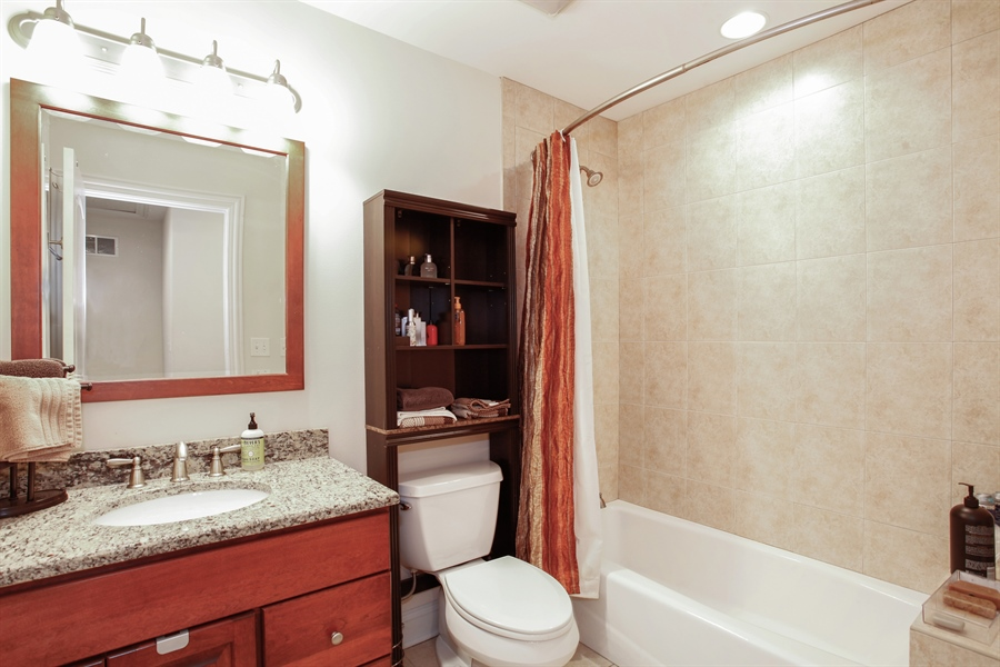 Real Estate Photography - 4305 Eberly, Brookfield, IL, 60513 - Bathroom